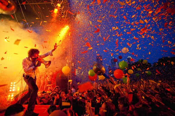 THE FLAMING LIPS IMAGE TAKEN BY TODD SPOTH
