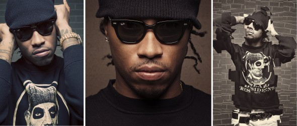 PORTRAITS OF ATLANTA RAPPER, FUTURE, BY TODD SPOTH