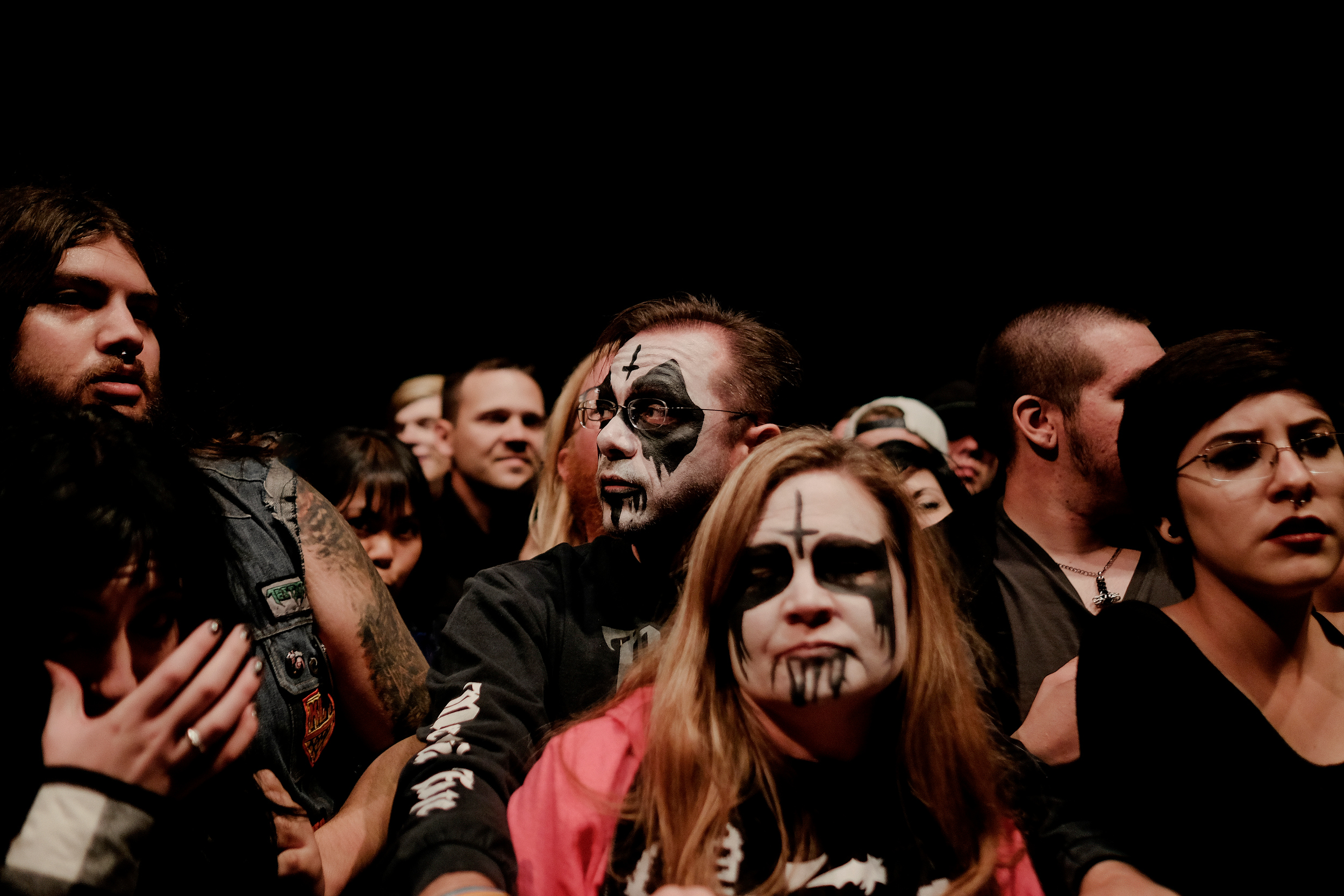 King Diamond fans