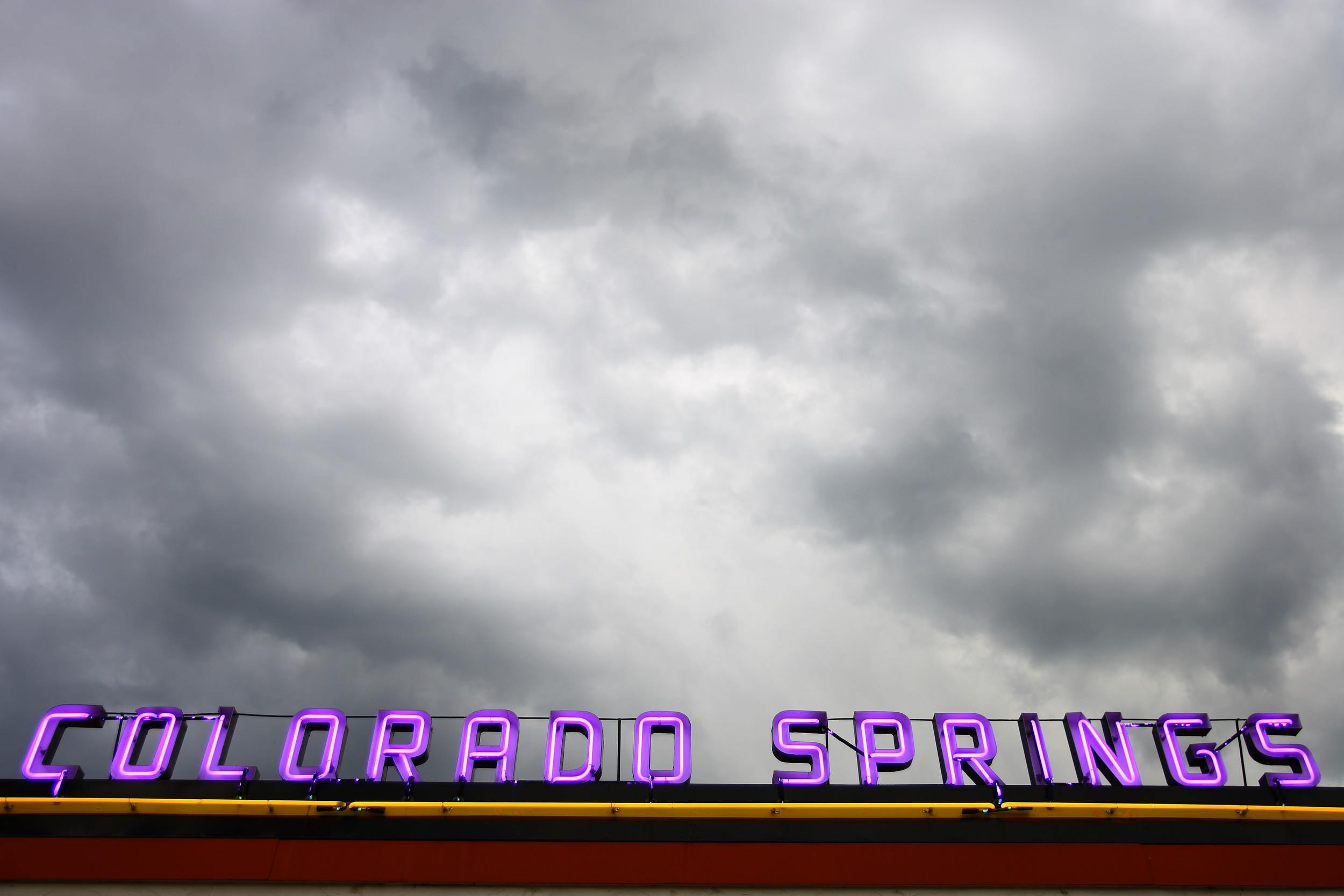 COLORADO SPRINGS © TODD SPOTH