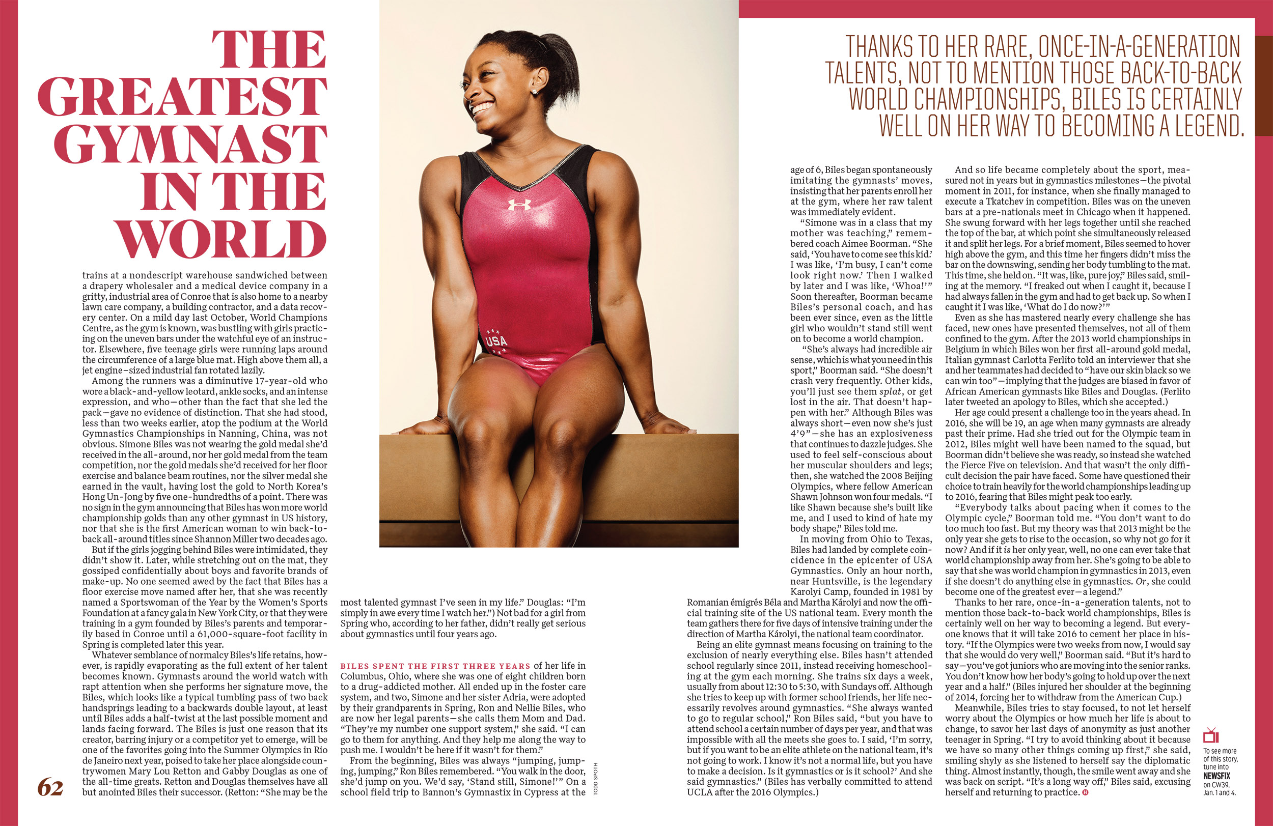 SIMONE BILES HOUSTONIA BY TODD SPOTH 3